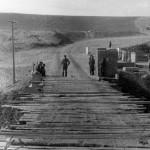 Мост на реке Кокча, пост Сарбозов