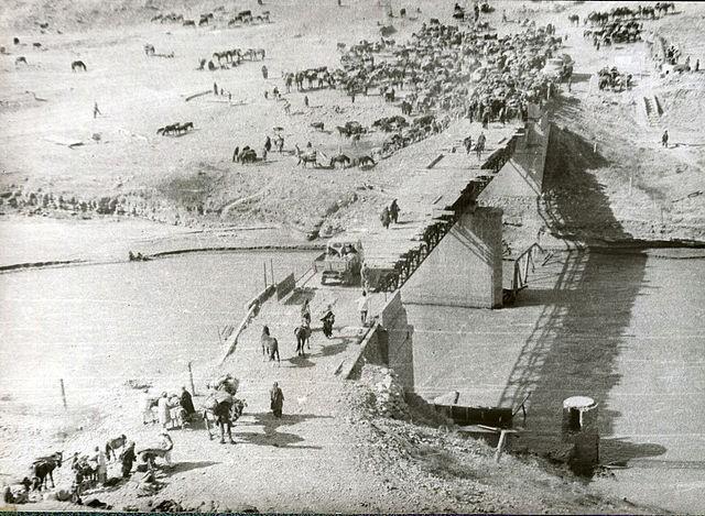 Мост на реке Кокча Артходжа 4ММГ Тути