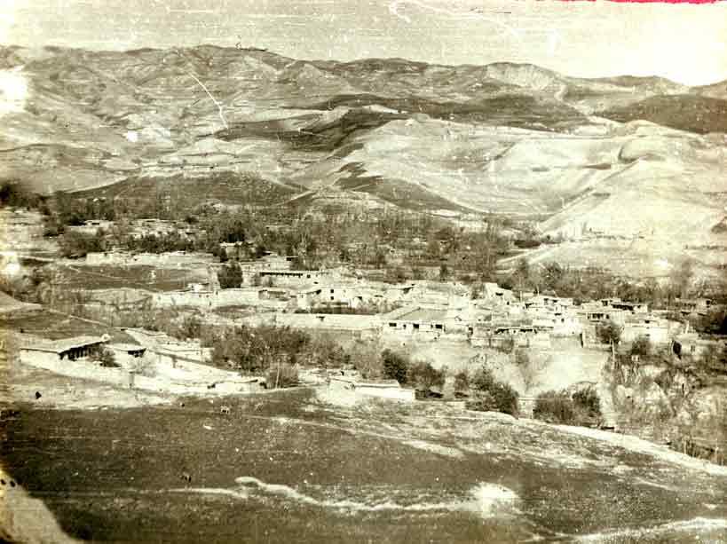 кишлак Шахри-Базург