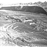 Вид на крепость Тути с позиции 1 Заставы