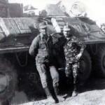 Подполковник Пафмутов Александр Алексеевич Нач 4-ММГ