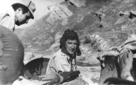 Начальник 4ММГ подполковник Пафмутов А.А. Тути-87