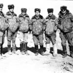 Офицеры Московского ПО и Самат