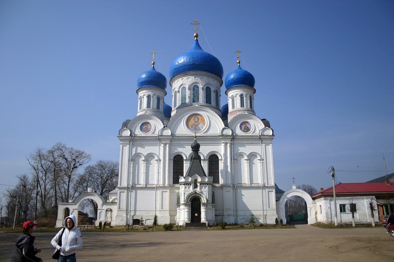 Церковь Николая Чудотворца в Рогачёво
