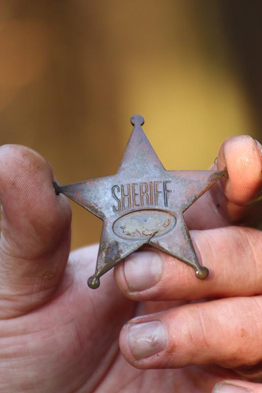Звезда шерифа sheriff