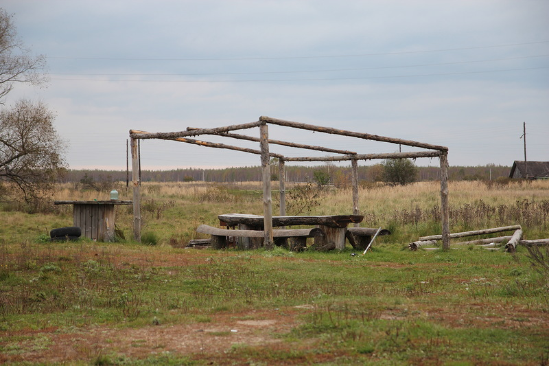 Рязань. село Бельское