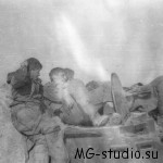 Артходжа 4ММГ 3-застава Попов В., Соколовский М.