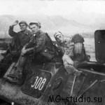 Артходжа 4ММГ 3-застава Бажанов В.. Загородских А,