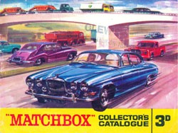 Matchbox Collector's Catalogue 1964 - Englische Ausgabe - Lesney Products