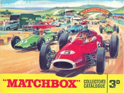Matchbox Collector's Catalogue 1965 - Englische Ausgabe - Lesney Products