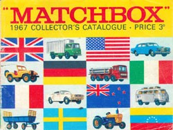 Matchbox Collector's Catalogue 1967 - Englische Ausgabe - Lesney Products