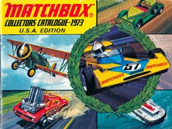 Matchbox Collector's Catalogue 1973 - USA Edition - Lesney Products