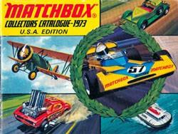 Matchbox Collector's Catalogue 1973 - USA Edition