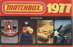 Matchbox Collector's Catalogue 1977 - BRD Edition