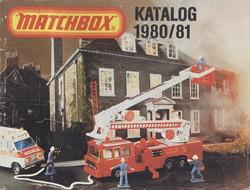 Matchbox Collector's Catalogue 1980/81 - BRD Edition