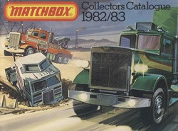 Matchbox Collector's Catalogue 1982/83 - Englische Edition - Lesney Products