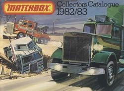 Matchbox Collector's Catalogue 1982/83 - Englische Edition