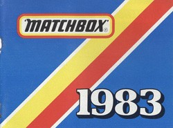 Matchbox Collector's Catalogue 1983 - International Edition - Lesney Products