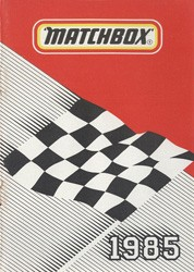 Matchbox Collector's Catalogue 1985 - Englische Edition - Lesney Products