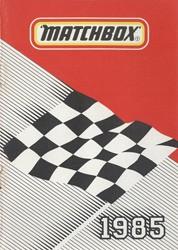 Matchbox Collector's Catalogue 1985 - Englische Edition