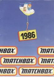 Matchbox Collector's Catalogue 1986 - BRD Edition