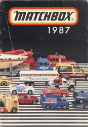 Matchbox Collector's Catalogue 1987 - Englische Edition - Lesney Products