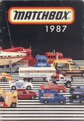 Matchbox Collector's Catalogue 1987 - Englische Edition