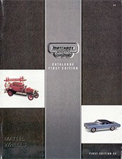 Matchbox Catalogue 2000 - Englische Ausgabe - Lesney Products