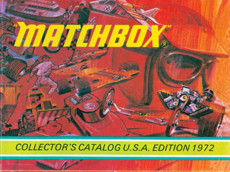 Matchbox Lesney - Каталоги - Matchbox Catalogue 1972