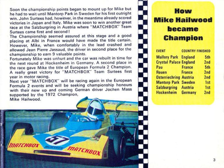 Matchbox Lesney - Каталоги - Matchbox Catalogue 1973