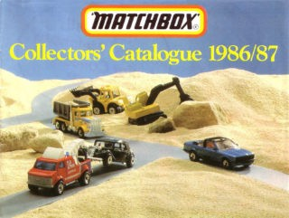 Matchbox Collector's Catalogue 1986/87 - International Edition - Lesney Products
