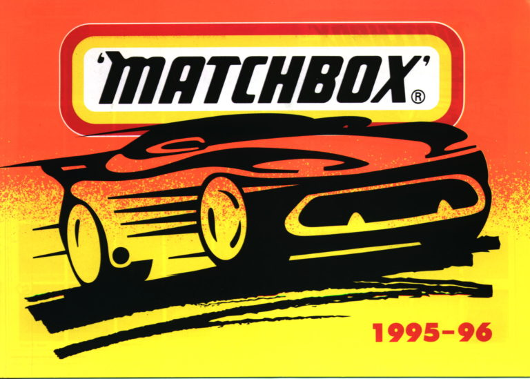 Matchbox Collector's Catalogue 1995/96 - International Edition - Lesney Products