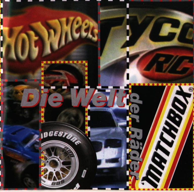 Matchbox Catalogue 2000 - Lesney Products