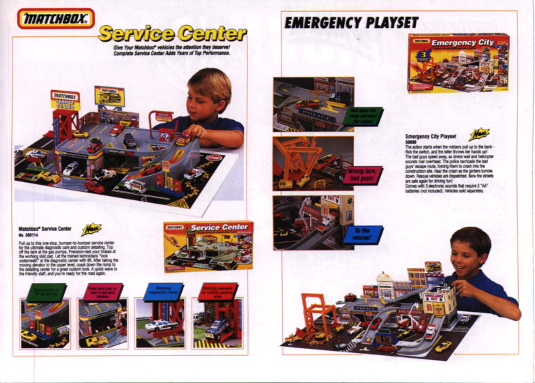 Matchbox Collector's Catalogue - Lesney Products