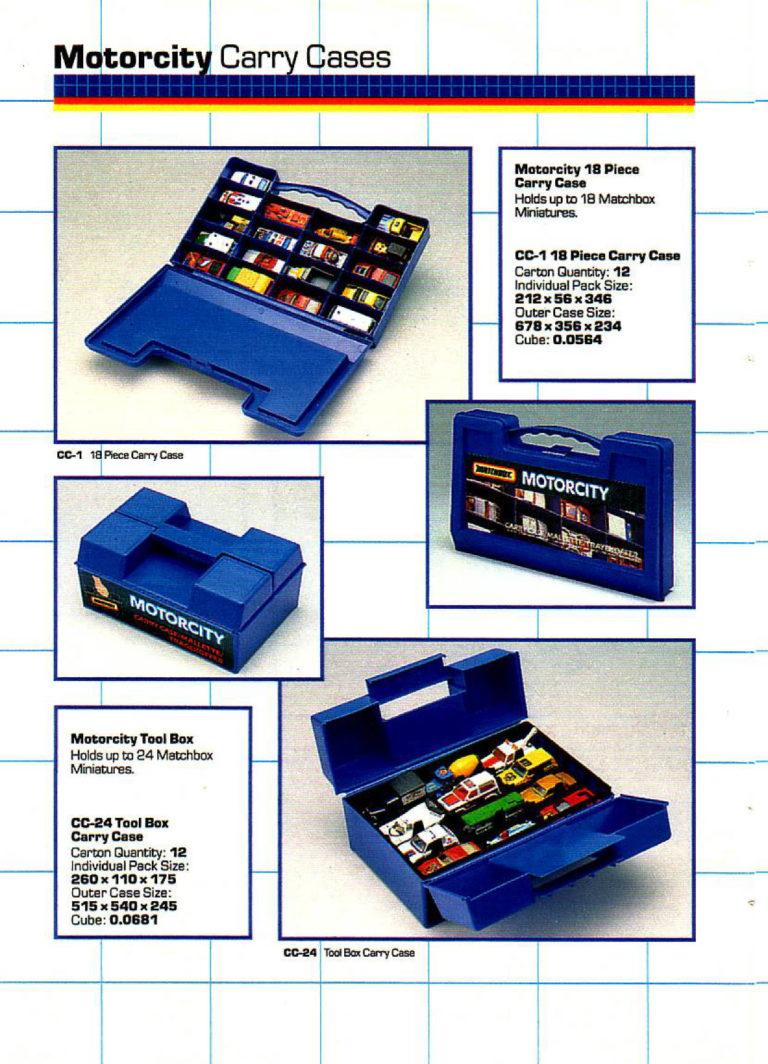 Matchbox Catalogue - https://mg-studio.su