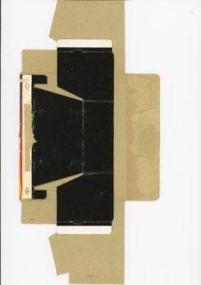 Pattern for printing boxes - Matchbox «King Size series» K-37 Шаблон для печати коробочек