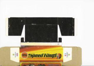 Pattern for printing boxes - Matchbox «King Size series» K-41 Шаблон для печати коробочек