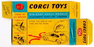 Corgi toys, Matchbox, Dinky, Templates for printing boxes