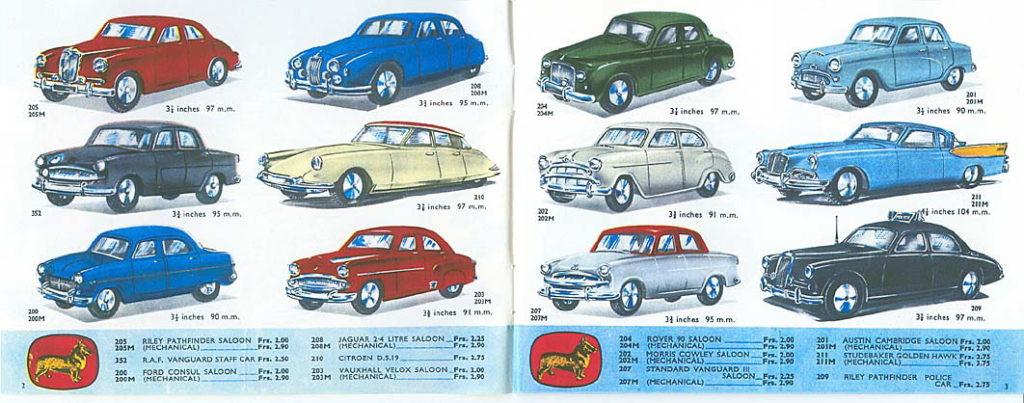 CorgiToys-Katalog-1958