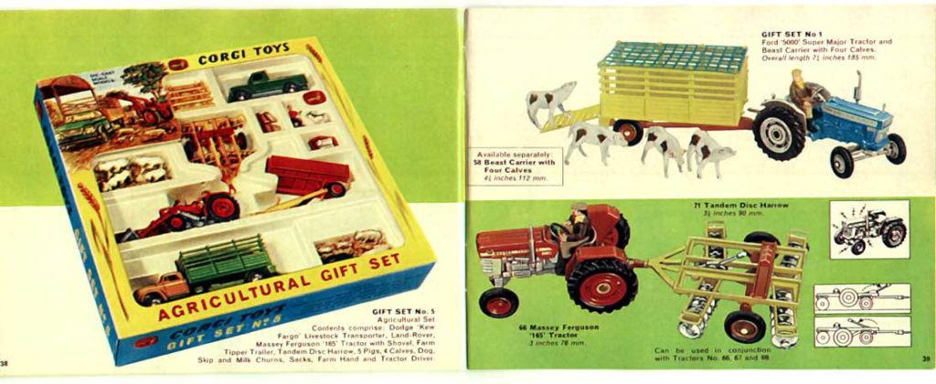 Corgi Toys-Katalog-1967
