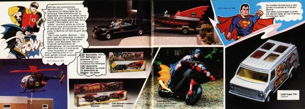 Corgi Toys - Katalog - 1978