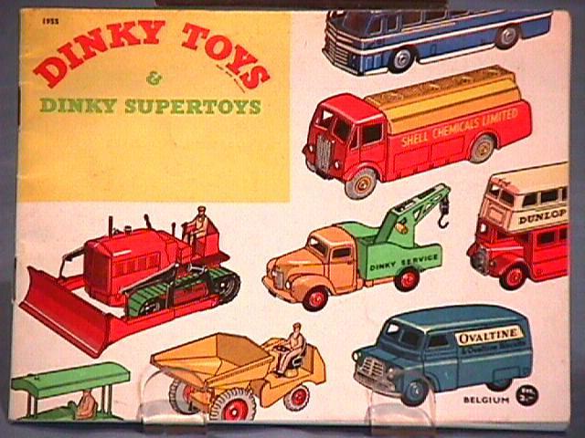 Каталог Dinky Toys-1953 DinkyToys-Katalog-1953