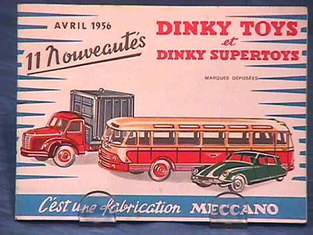 Каталог Dinky Toys-1956 DinkyToys-Katalog-1956