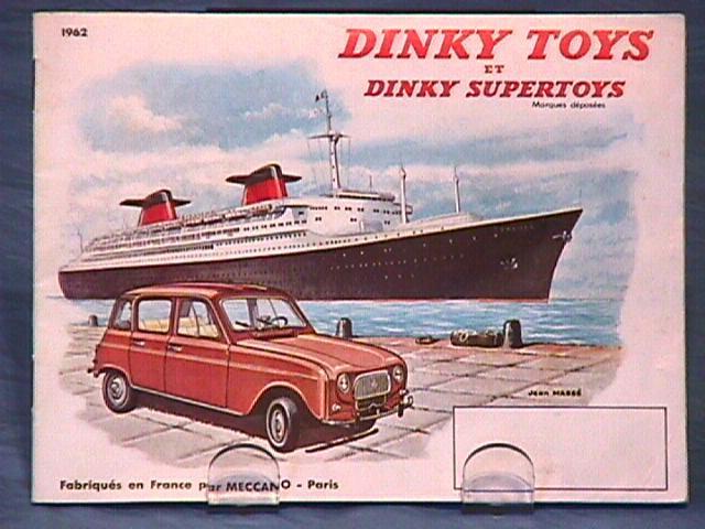 Каталог Dinky Toys-1962 DinkyToys-Katalog-1962