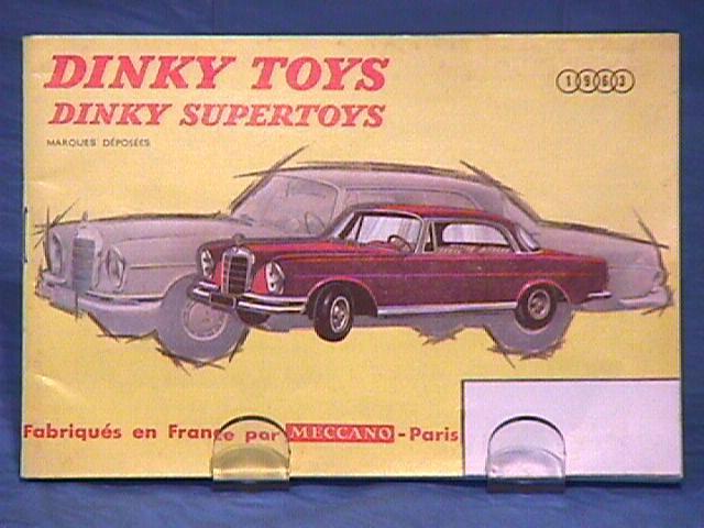 Каталог Dinky Toys-1963 DinkyToys-Katalog-1963
