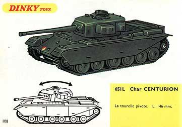 Французский каталог Katalog Dinky Toys - French 1967
