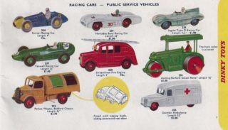 Каталог Dinky Toys-1960 DinkyToys-Katalog-1960