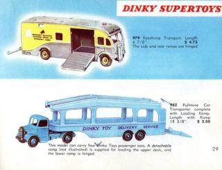 Каталог Dinky Toys-1961 DinkyToys-Katalog-1961