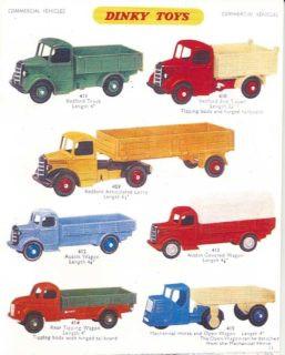 Каталог Dinky Toys-1957 DinkyToys-Katalog-1957