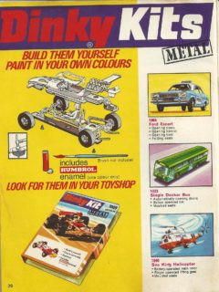 Каталог Dinky Toys-1972 DinkyToys-Katalog-1972